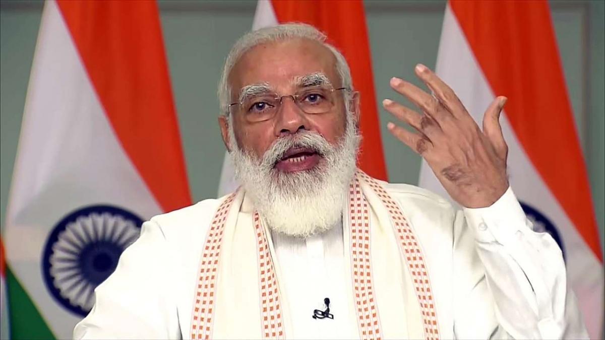 Thủ tướng Ấn Độ Narendra Modi. Ảnh: DNA India