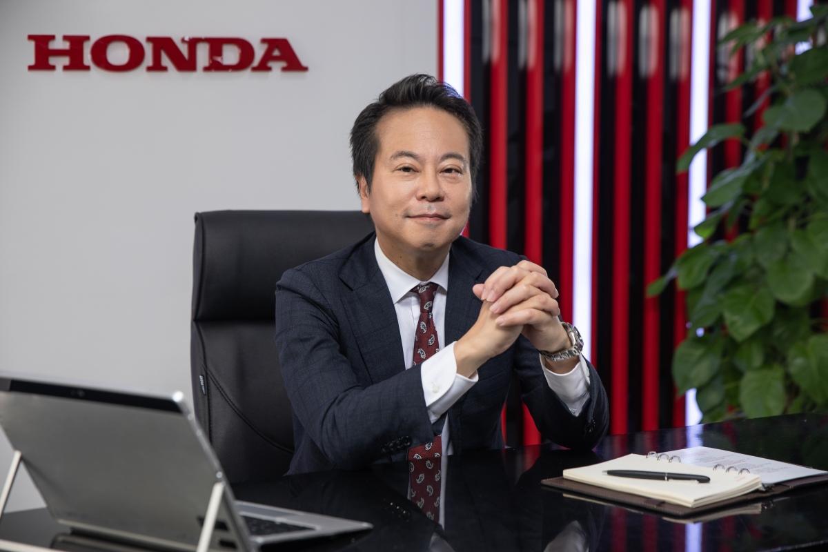 Ông Daiki Mihara - Tổng Giám đốc mới của Honda Việt Nam