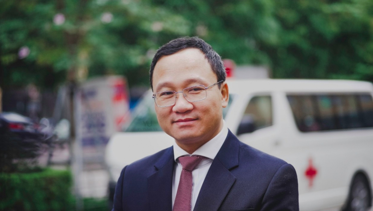 Ông Khuất Việt Hùng Phó Chủ tịch Ủy ban An toàn giao thông Quốc gia.