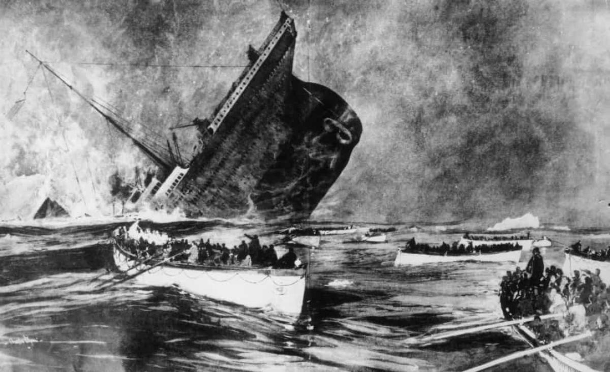 Các ghi chép lịch sử cho thấy, thuyền cứu hộ đã không được sử dụng hết công suất khi tàu Titanic gặp nạn.