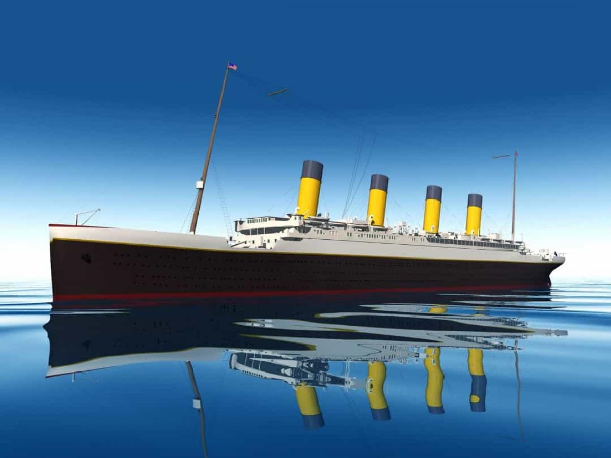 Bản sao của con tàu Titanic, được gọi là Titanic II, đang được xây dựng và sẽ bắt đầu hoạt động vào năm 2022.