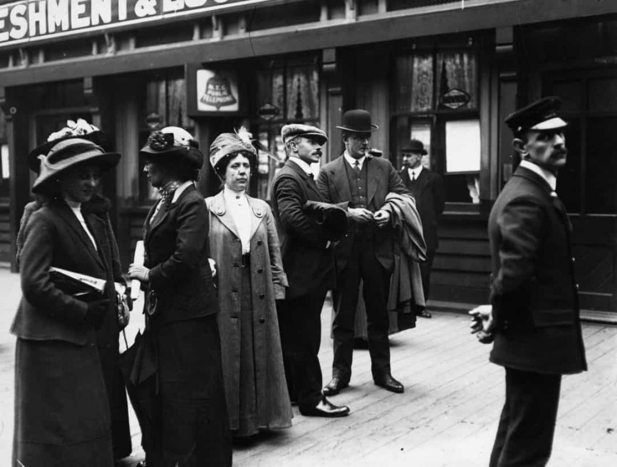 Thomas Andrew, một trong những người xây dựng và là kiến trúc sư của tàu Titanic, đã ở trên con tàu khi xảy ra tai nạn và không còn sống sót./.