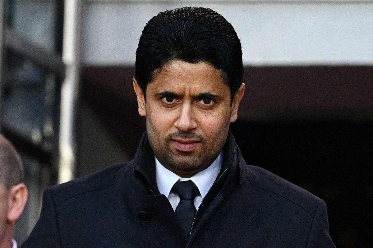 Chủ tịch PSG -Nasser Al-Khelaifi đắc cử vị trí Ủy viên Ban chấp hành UEFA. (Ảnh: Getty).