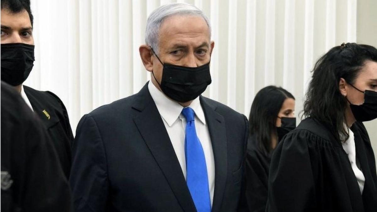 Thủ tướng Israel Netanyahu. Ảnh: BBC