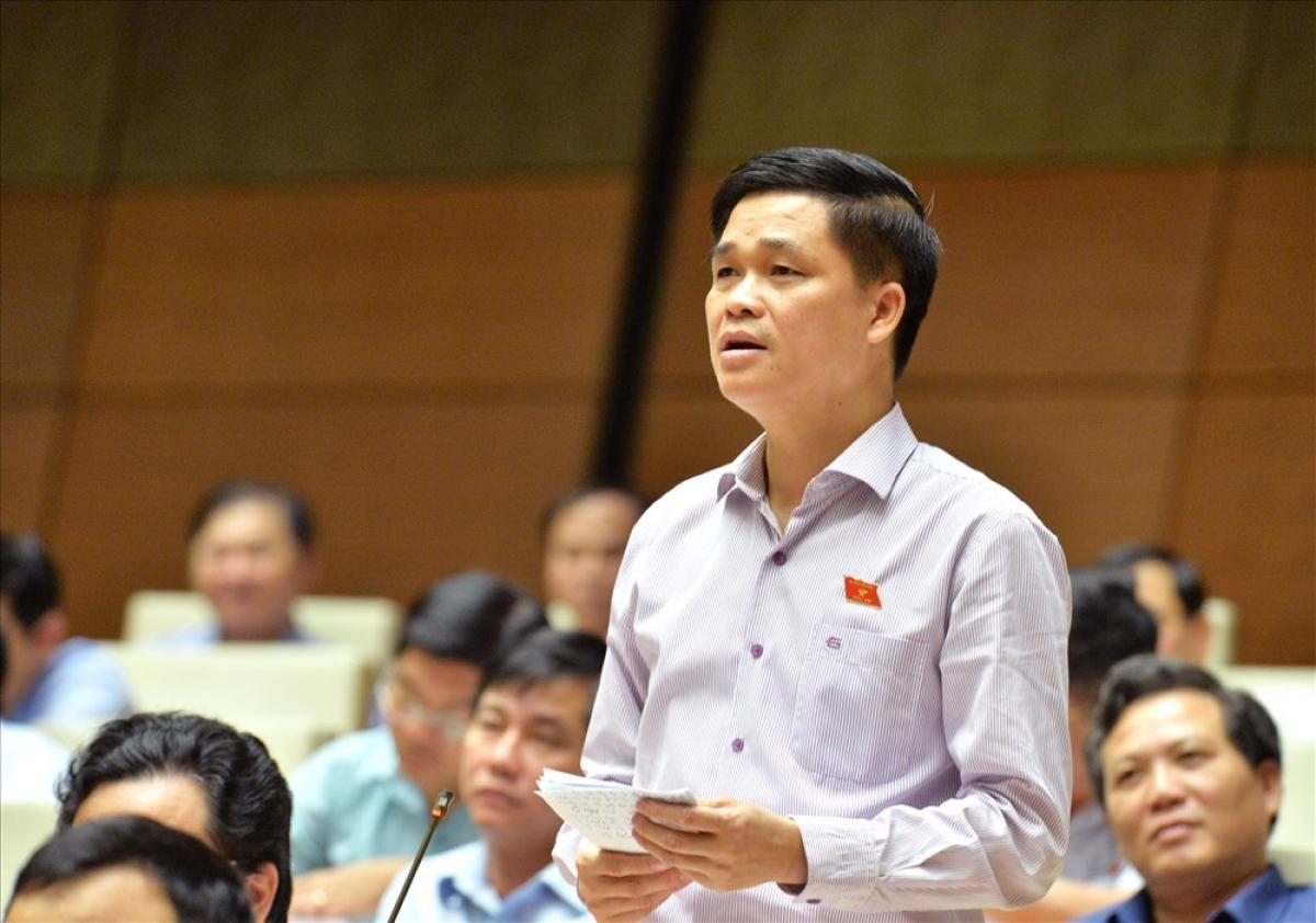 Đại biểu Ngọ Duy Hiểu, Đoàn đại biểu Quốc hội thành phố Hà Nội.