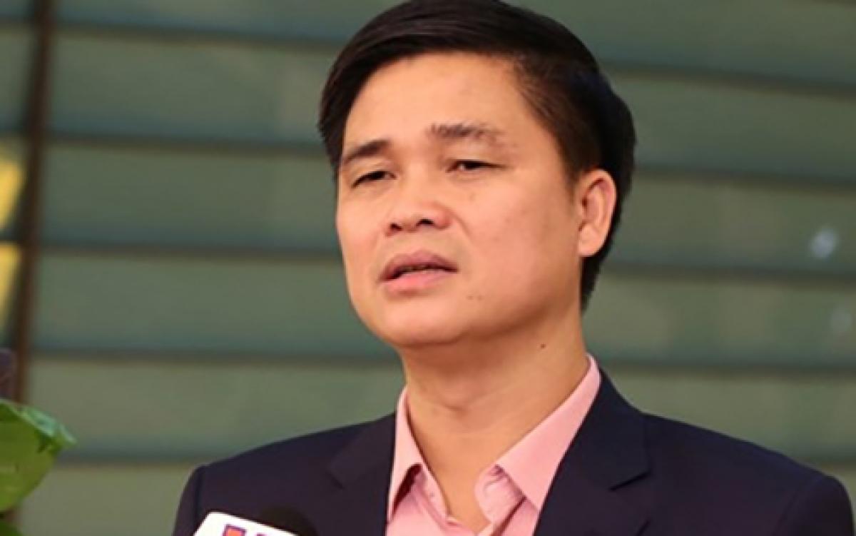 Đại biểu Ngọ Duy Hiểu, đoàn Hà Nội.