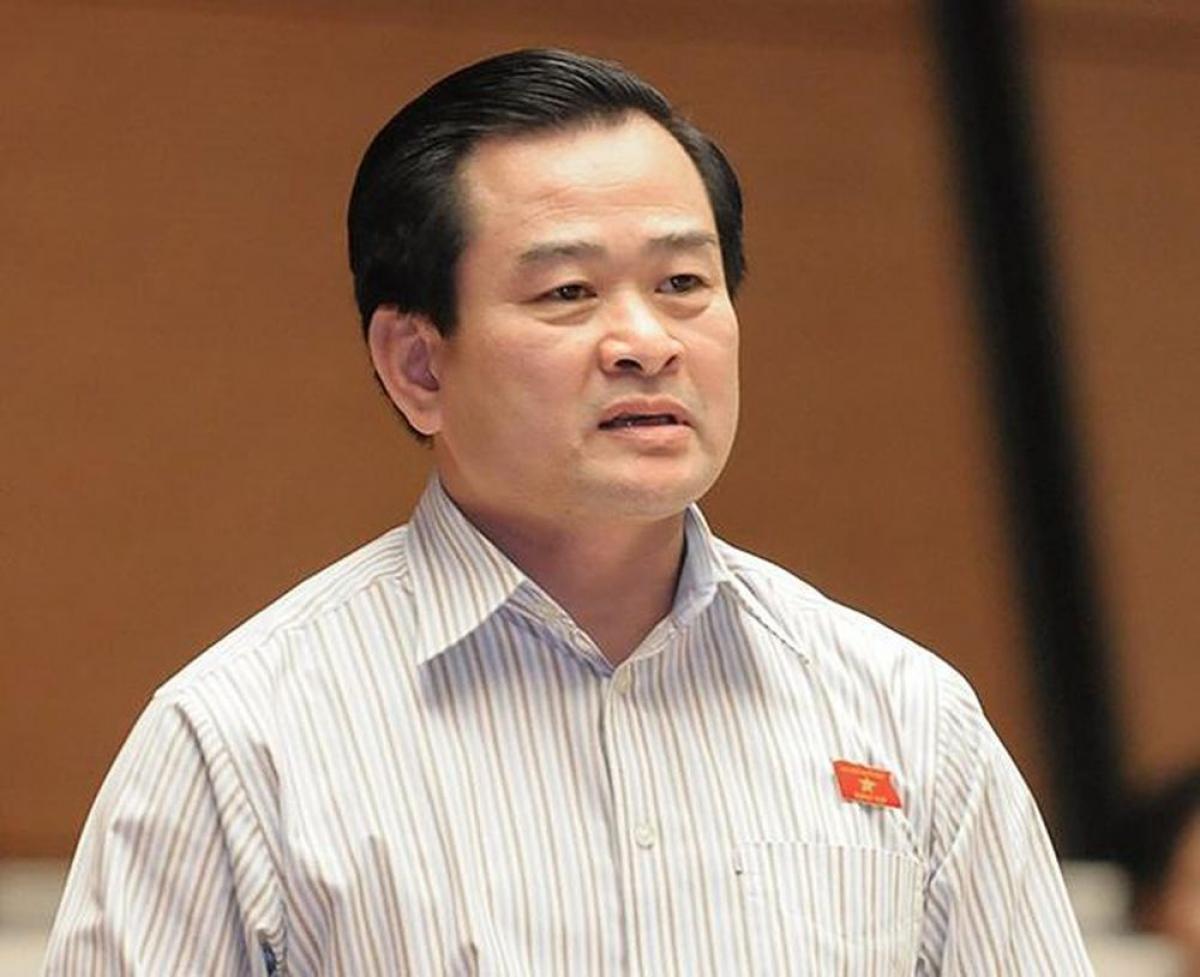 Tiến sĩ Nguyễn Đình Quyền (Ảnh: quochoi.vn)