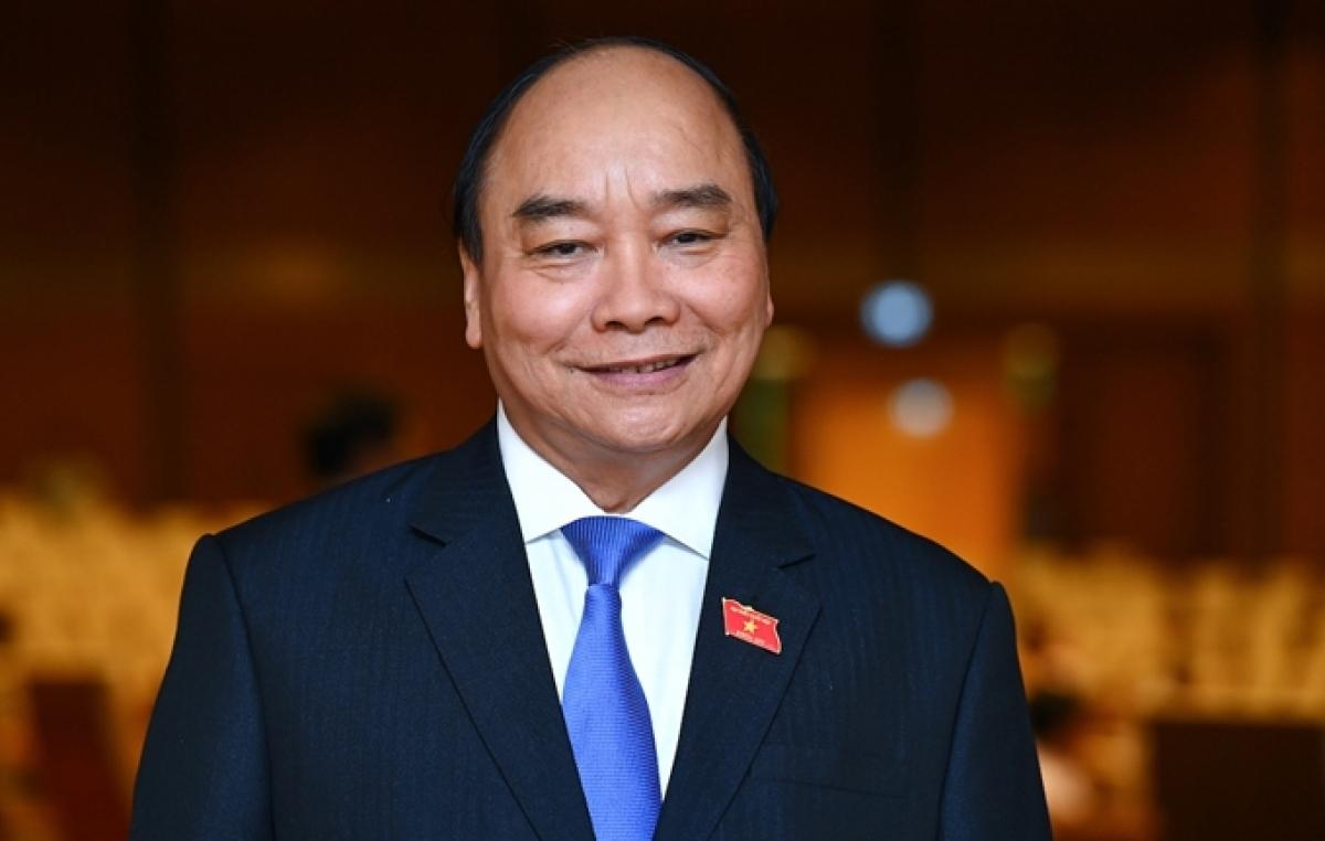 Chủ tịch nước Nguyễn Xuân Phúc ứng cử đại biểu Quốc hội tại TPHCM | VOV.VN