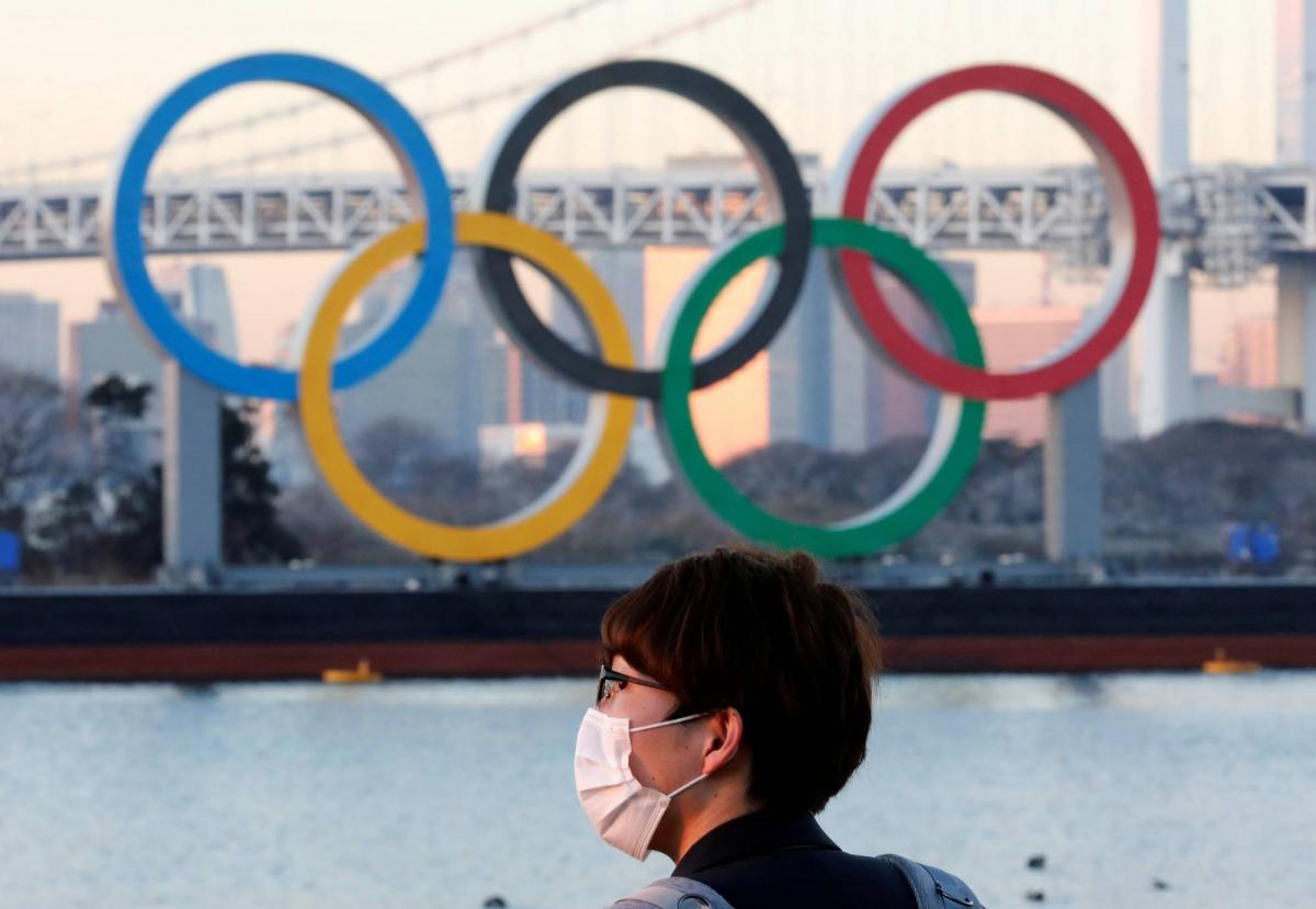 Nhật Bản không loại trừ khả năng hủy bỏ tổ chức Olympic Tokyo? (Ảnh: Reuters)