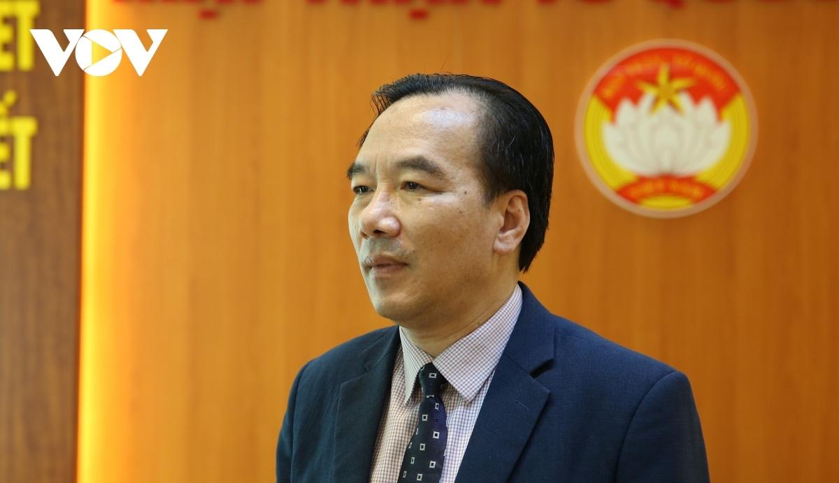 Ông Ngô Sách Thực, Phó Chủ tịch UB Trung ương MTTQ Việt Nam.