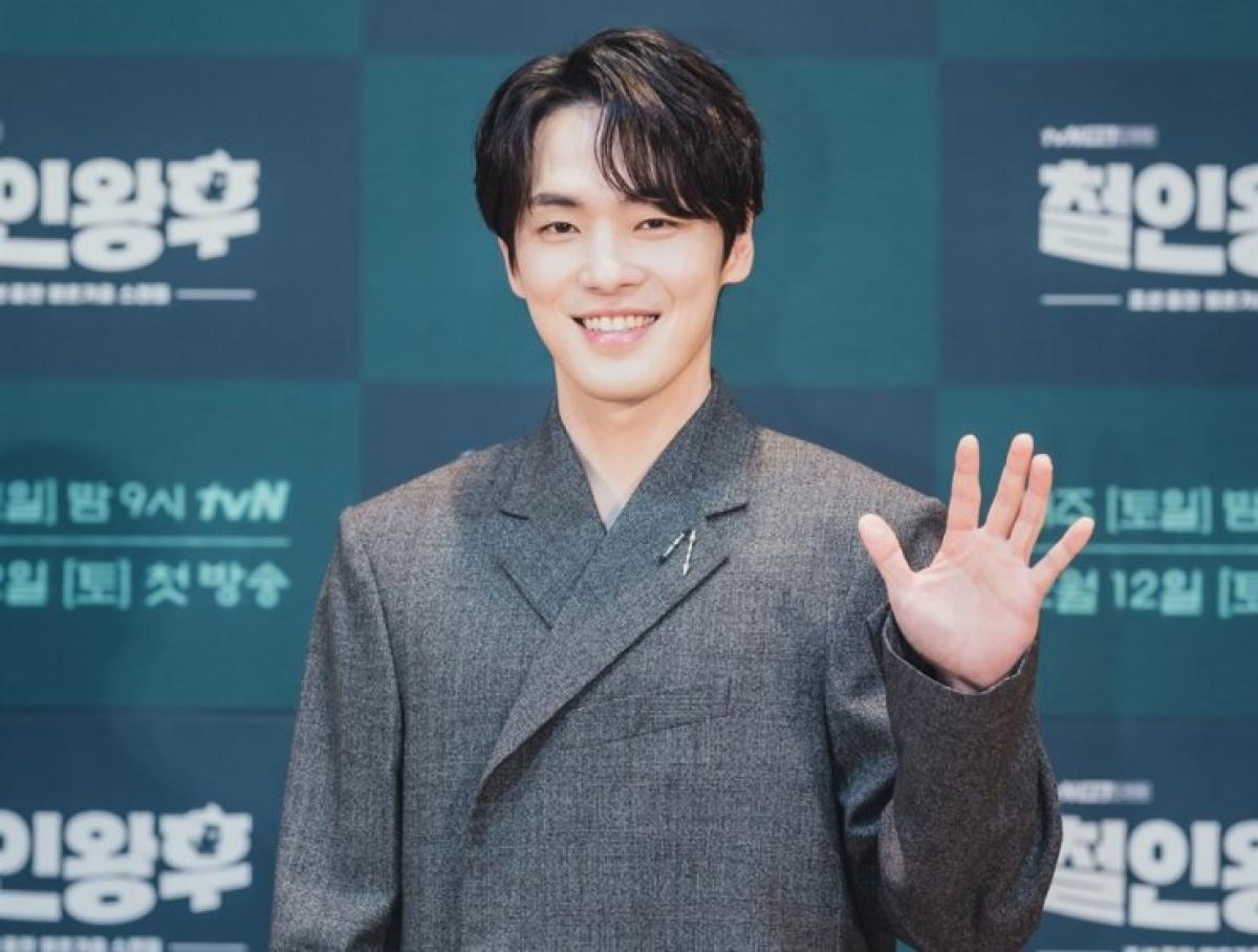 Nam diễn viên Kim Jung-hyun đang làm việc cho Công ty O& Entertainment. Nguồn:tvN