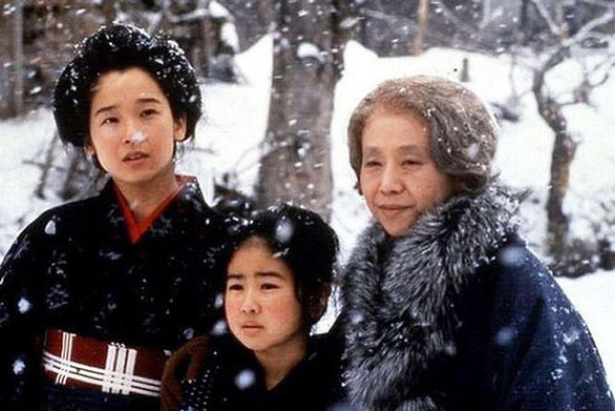 Hình ảnh trong bộ phim Oshin - Ảnh: NHK.