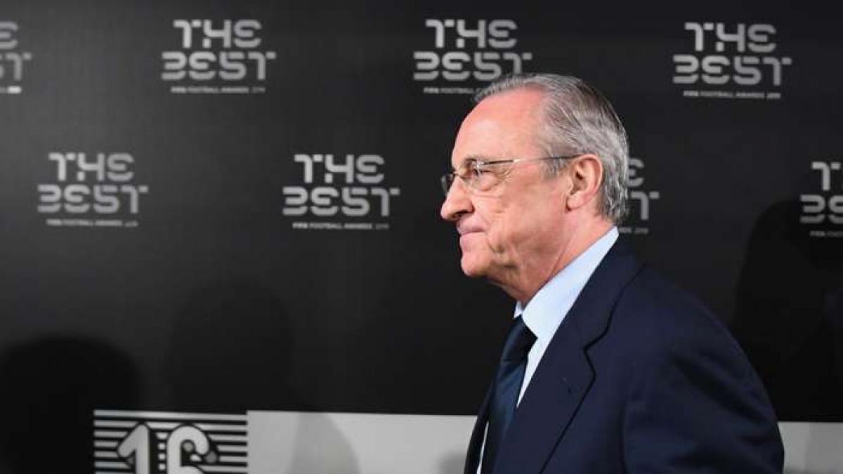 """Florentino Perez """"sốc"""" nặng khi các đội bóng lần lượt rút khỏi Super League (Ảnh: Getty)."""