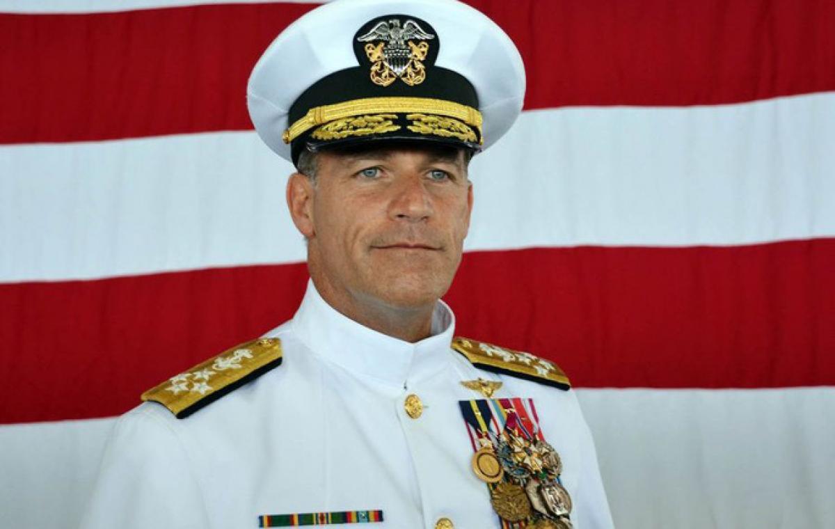 Đô đốc John Christopher Aquilino. Ảnh: Orrisa Post