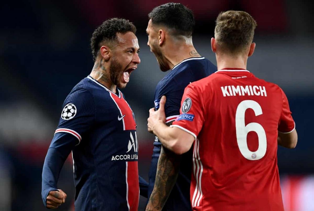 PSG phục thù Bayern Munich. (Ảnh: Getty)