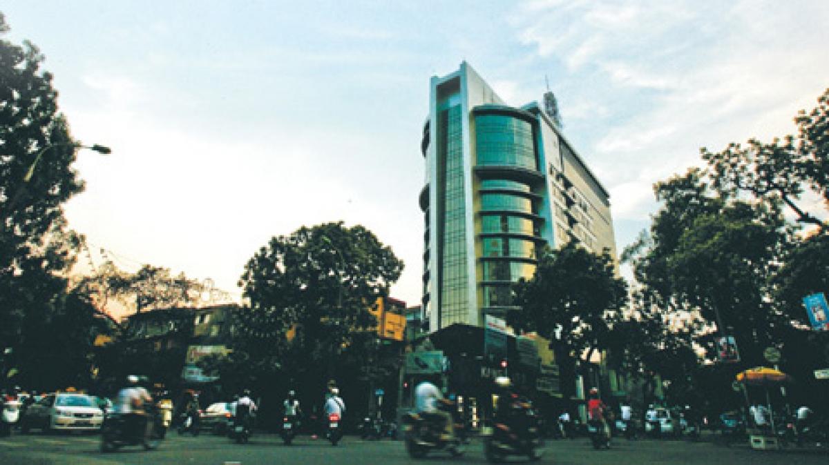 Toà nhà Trung tâm Phát thanh Quốc gia (58 – Quán Sứ, Hà Nội)