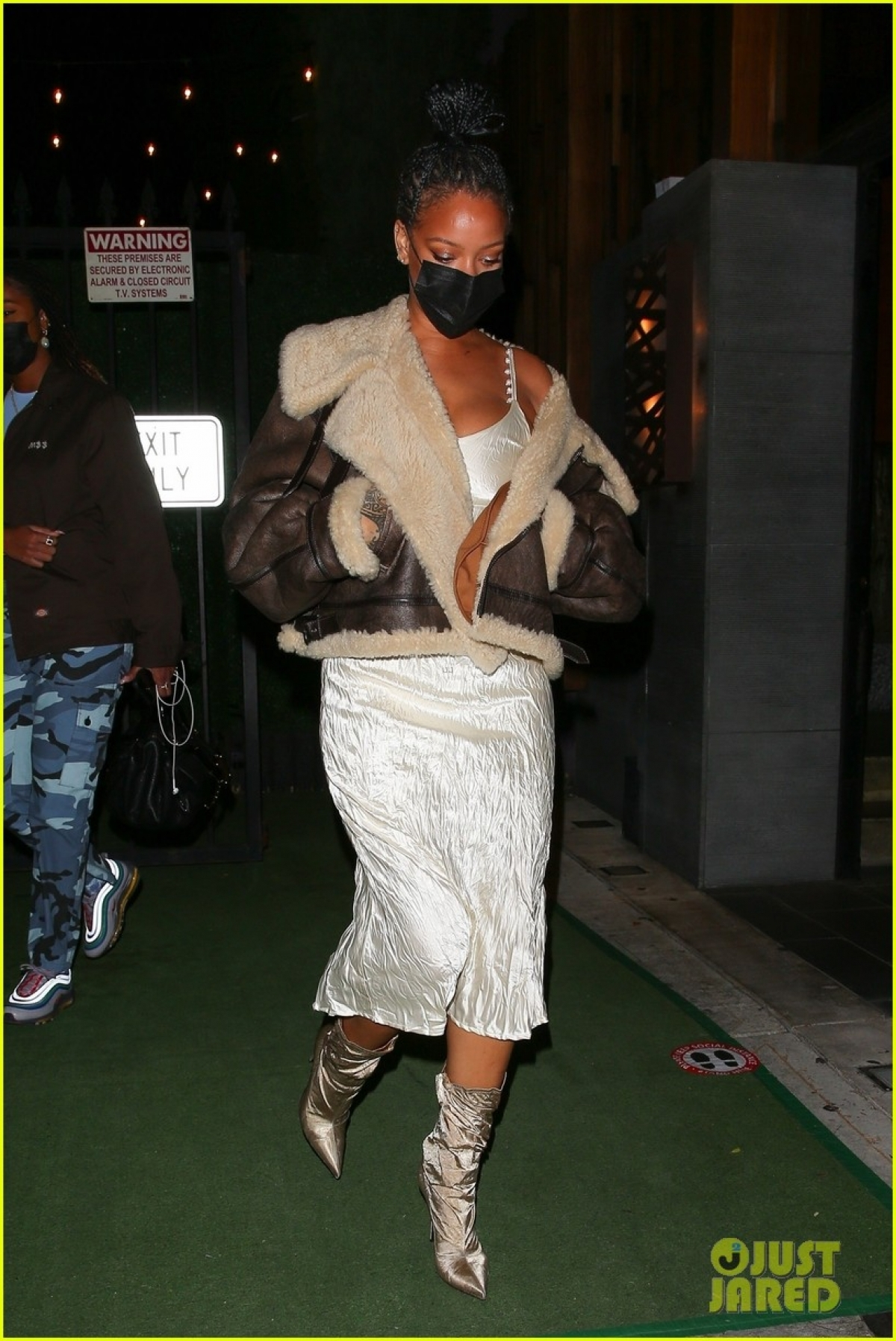 Rihanna được cho là đang hẹn hò với A$AP Rocky.
