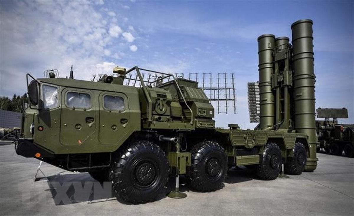 Mỹ kêu gọi Thổ Nhĩ Kỳ và đồng minh không mua thêm vũ khí của Nga. Ảnh: Reuters