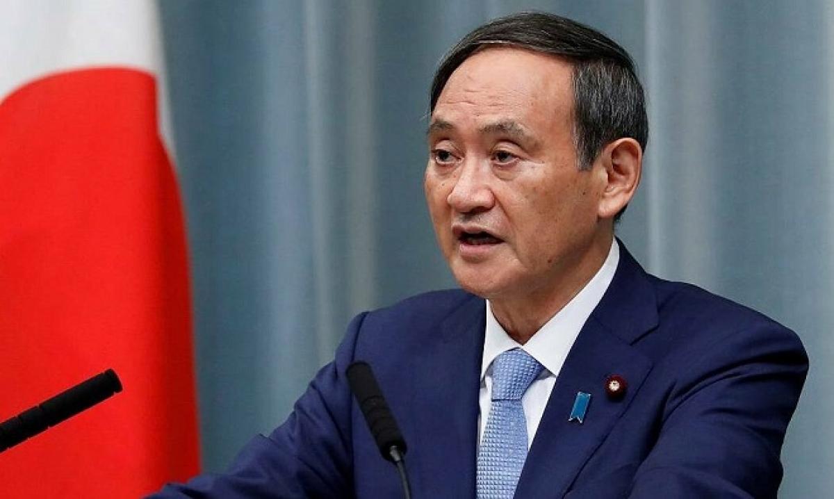 Thủ tướng Nhật Bản Suga sẽ hoãn thăm Ấn Độ và Philippines. Ảnh: KT