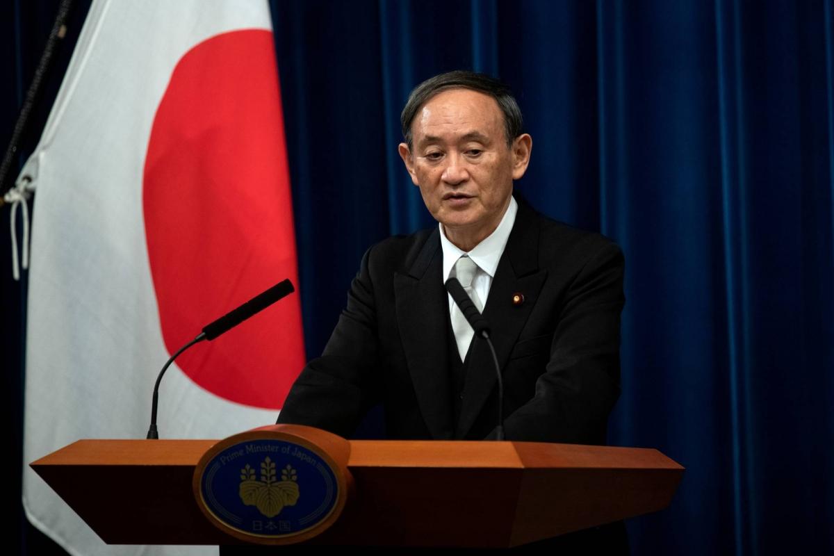 Thủ tướng Nhật Bản Suga dự kiến thăm Philippines và Ấn Độ ngay sau chuyến thăm Mỹ. Ảnh: Getty/Reuters