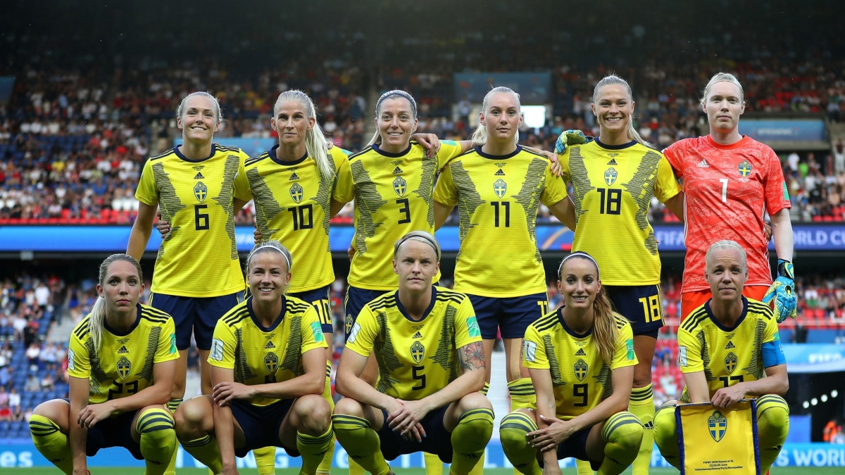 ĐT nữ Thụy Điển