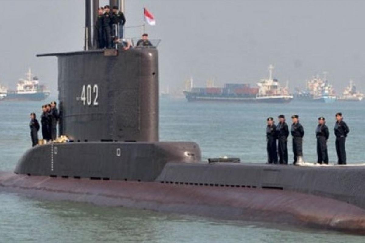 Tàu ngầm Indonesia KRI Nanggala-402. Ảnh: Hải quân Indonesia (Báo Lao động)