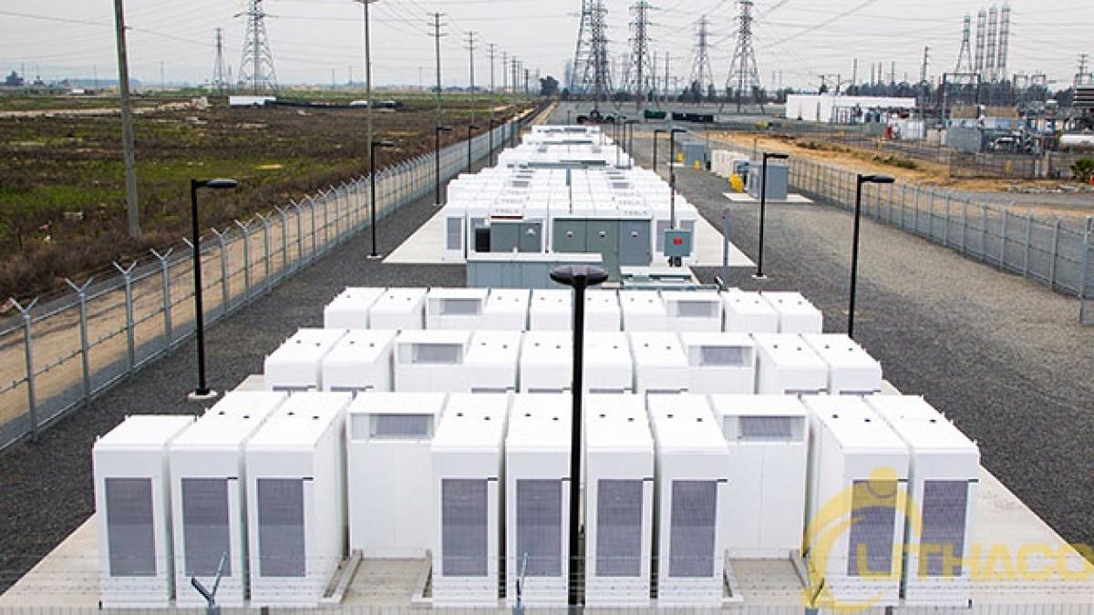 Đã đến lúc phải tính đến các giải pháp lưu trữ điện năng