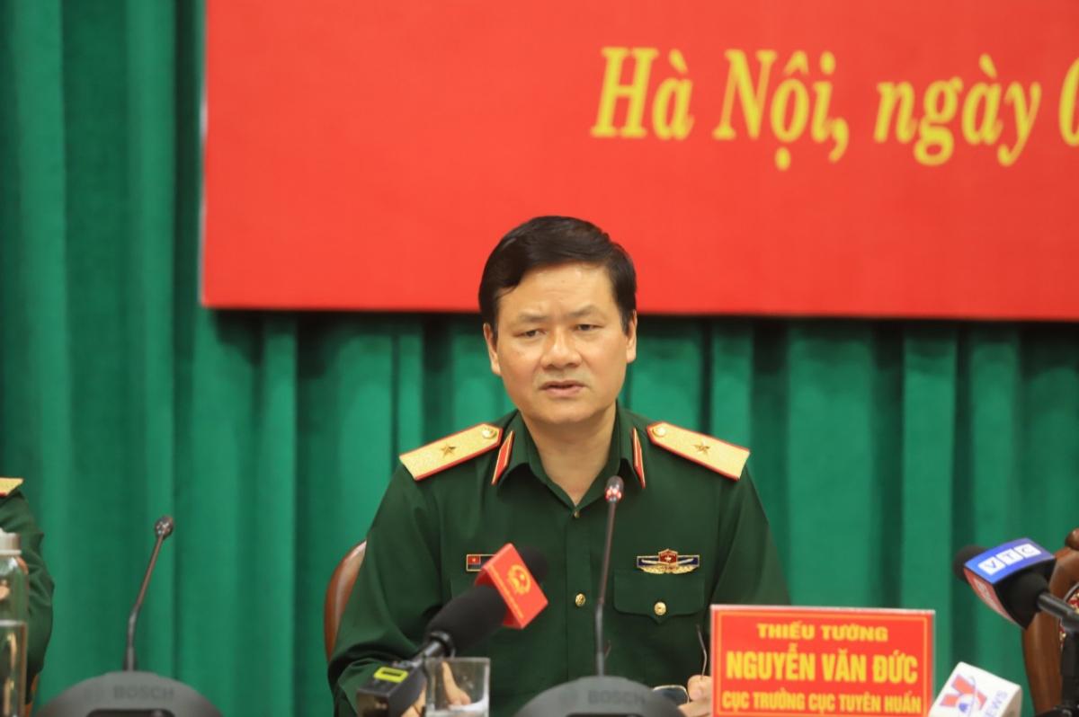 Thiếu tướng Nguyễn Văn Đức