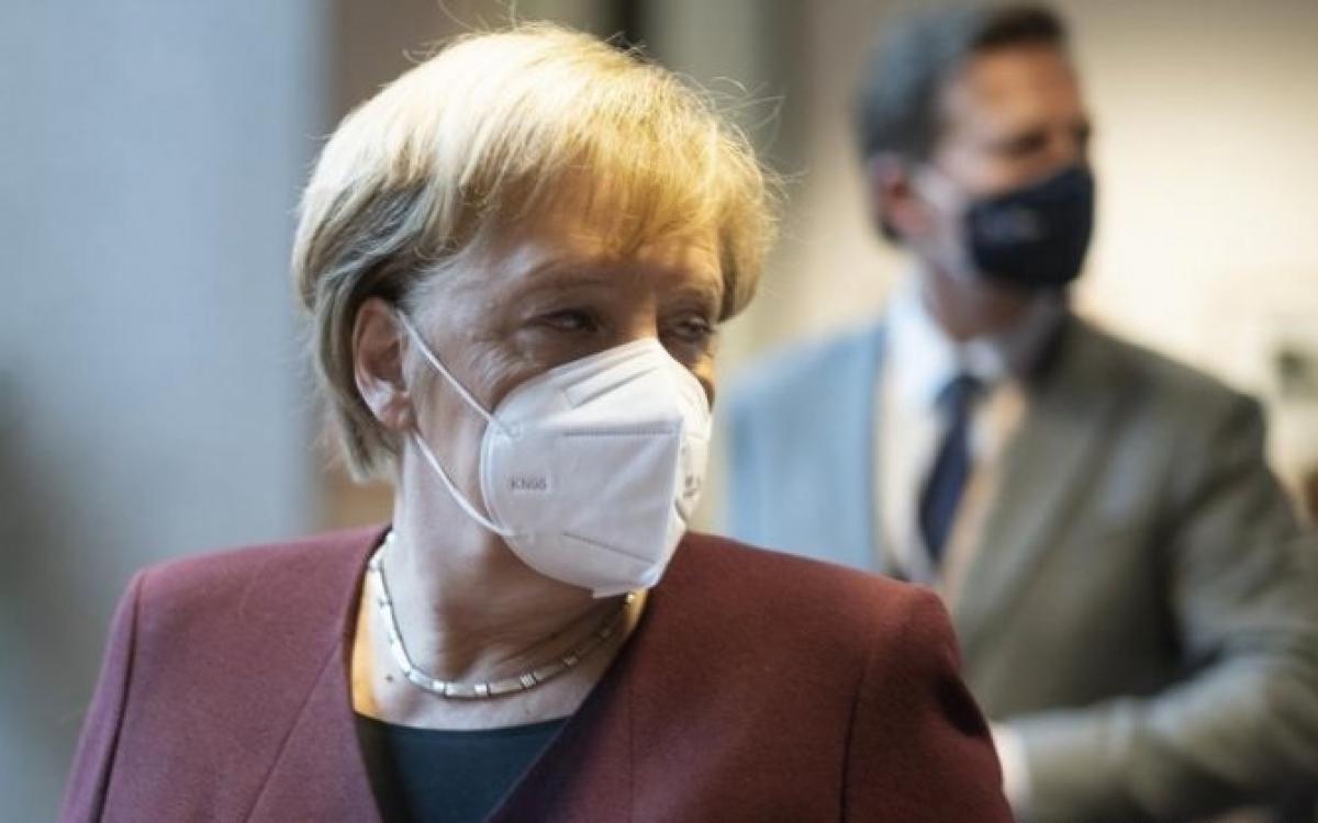 Thủ tướng Đức Merkel. Ảnh: InfoMigrants.