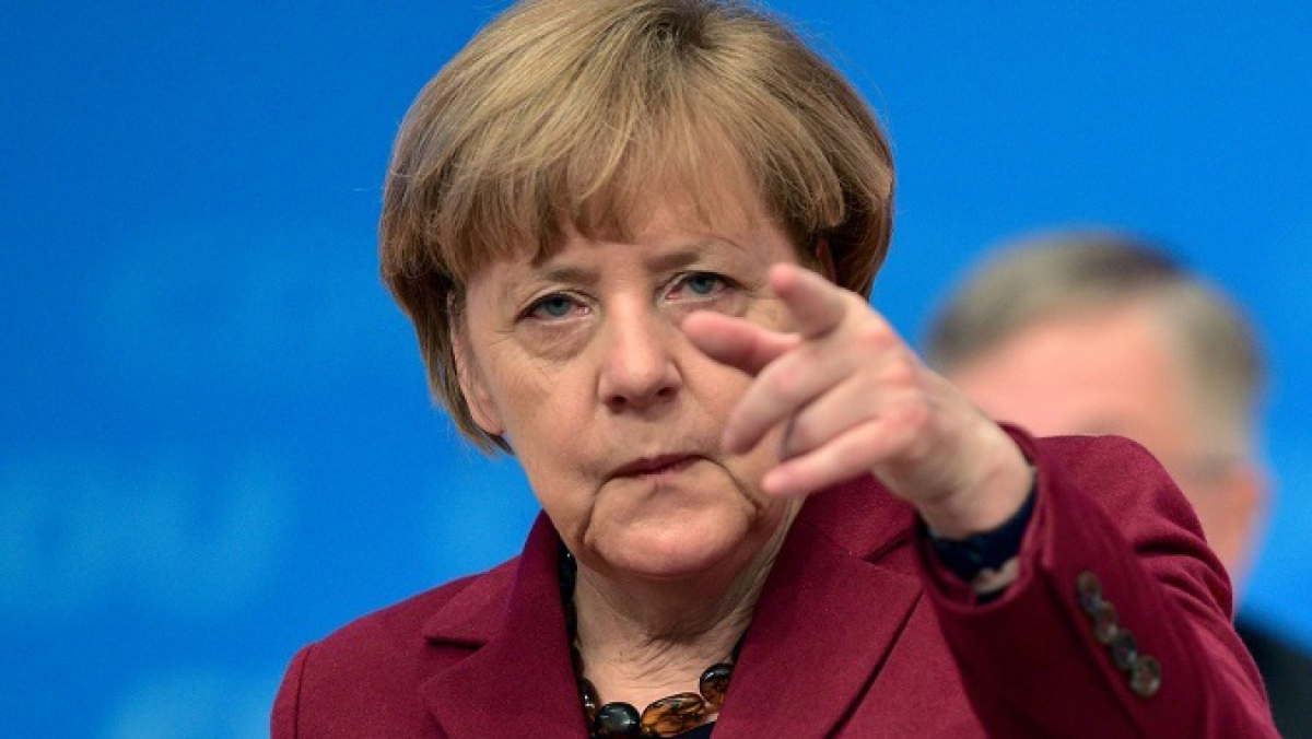 Thủ tướng Đức Angela Merkel. (Ảnh: BI)