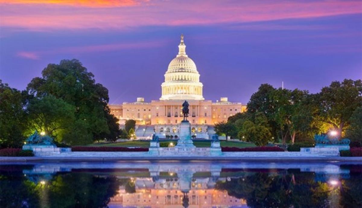 Thủ đô Washington vượt qua cửa Hạ Viện để có thể trở thành bang thứ 51 của Mỹ. Ảnh: Reuters
