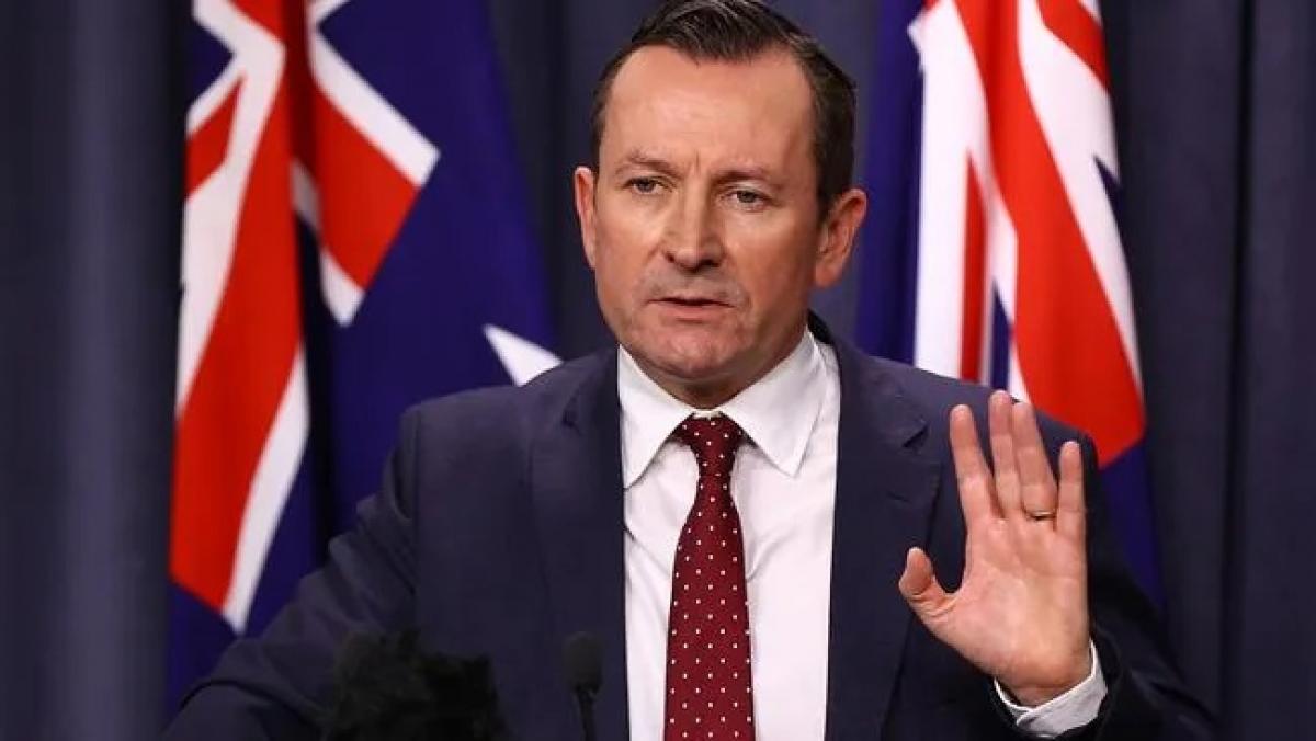 Thủ hiến Mark McGowan của bang Tây Australia cho rằng việc cách ly kiểm dịch trong các khách sạn tại Australia không đảm bảo an toàn. Ảnh Getty.