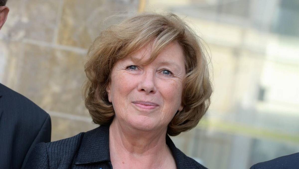 Bà Catherine DEROCHE, Chủ tịch Ủy ban các vấn đề xã hội của Thượng viện Pháp, đồng thời là Chủ tịch Nhóm thượng nghị sỹ hữu nghị Pháp - Việt Nam trong Thượng viện.