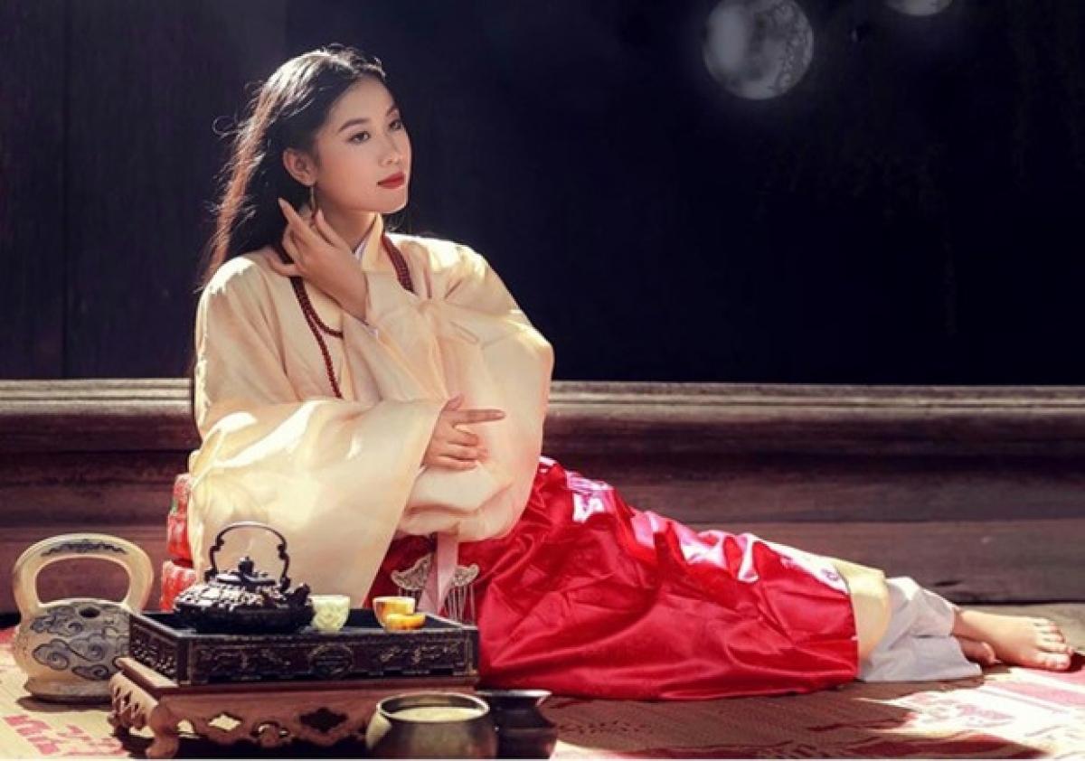 Vietnamese actress Hoang Thi Bich Phuong (Photo: thanhnien.vn)