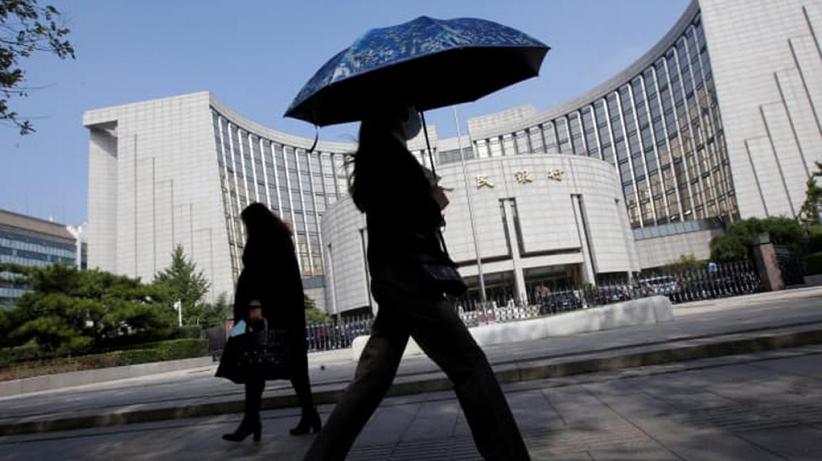 Trụ sở của Ngân hàng Nhân dân Trung Quốc (PBoC) tại thủ đô Bắc Kinh. (Ảnh: Reuters)