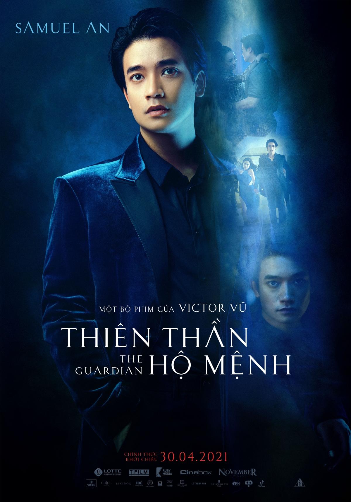 Samuel An đảm nhận vai Khánh, người yêu Phương.