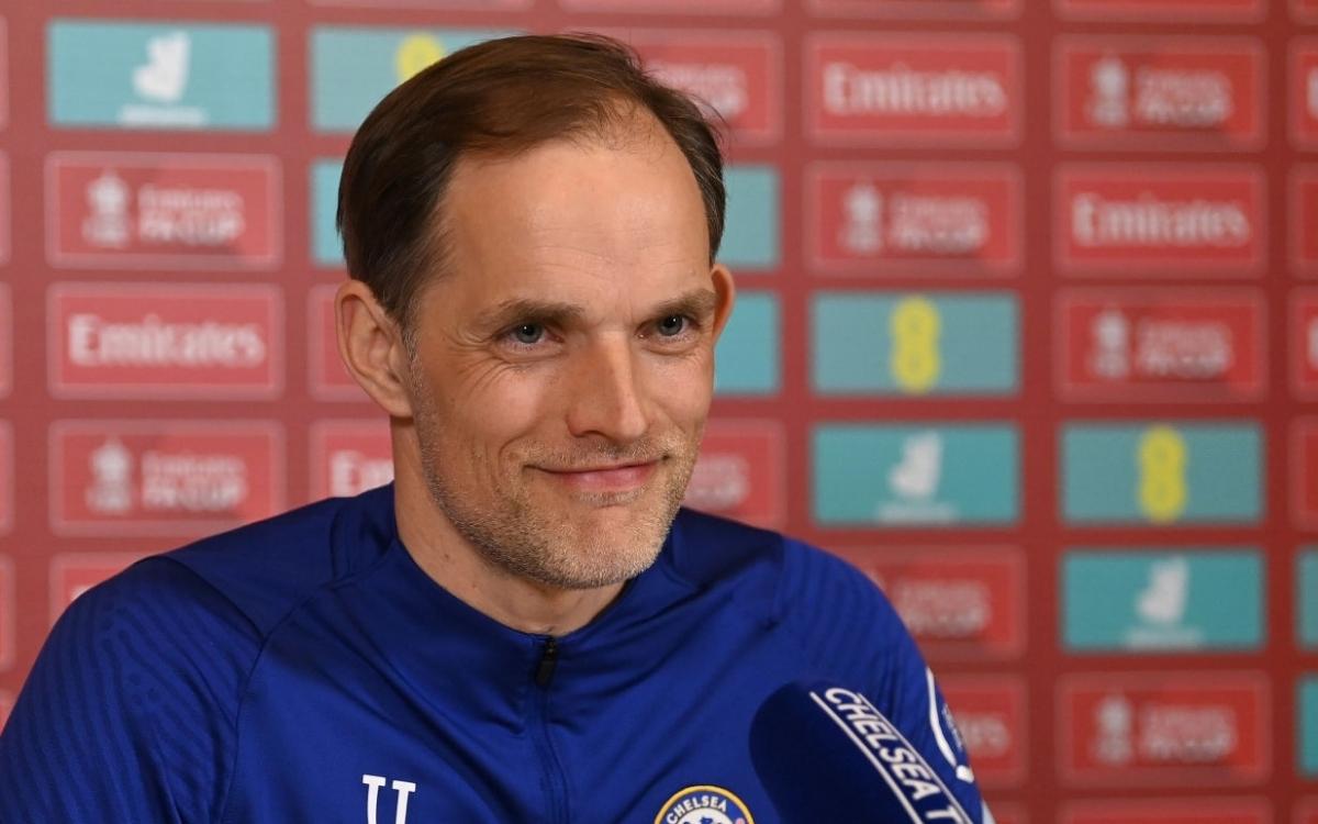 HLV Tuchel thừa nhận Chelsea yếu hơn Man City (Ảnh: Getty).
