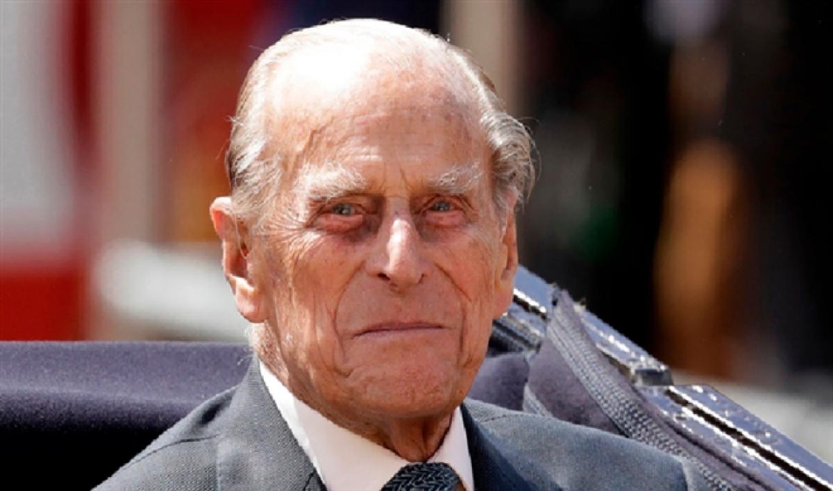 Hoàng thân Philip vốn là một người đam mê mô tô. (Ảnh: AP)