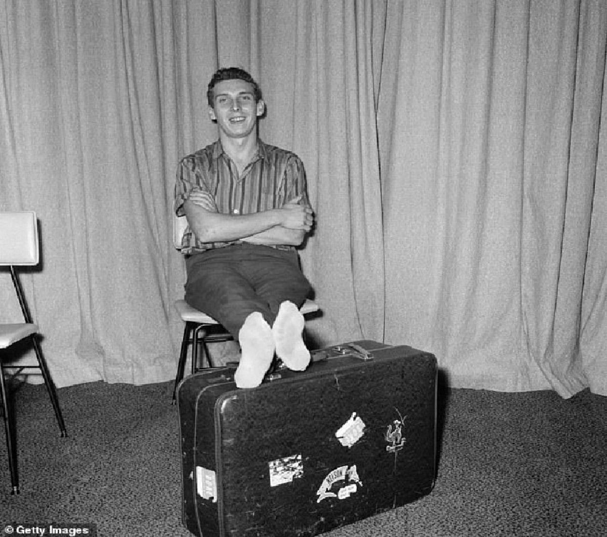 Robson làm việc tại công ty đường sắt Victoria ở Melbourne, Australia. Ảnh: Getty Images