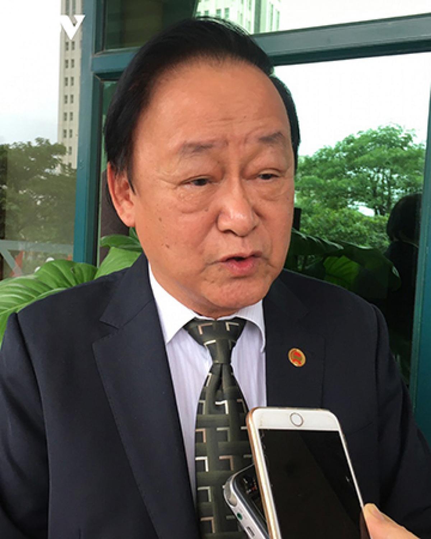 GS.TS Nguyễn Lân Hùng.