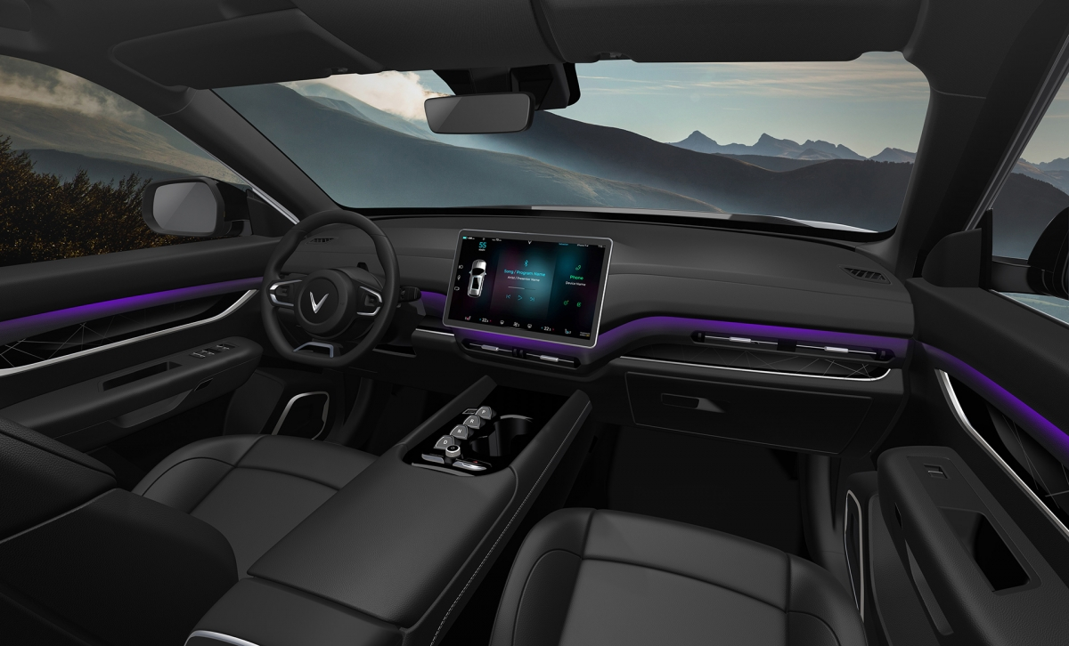 VinFast sẽ sử dụng nền tảng công nghệ của các dòng chip Nvidia Drive Xavier trên các mẫu xe điện ra thị trường từ năm 2022.