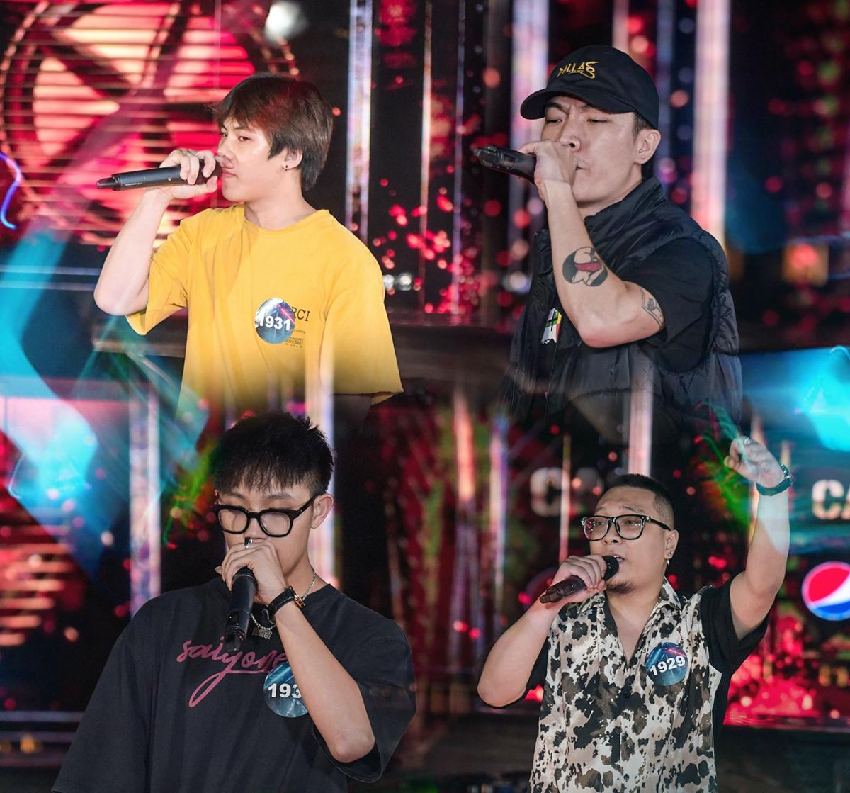 Dàn thí sinh tài năng hứa hẹn mang đến một mùa Rap Việt mới bùng nổ.
