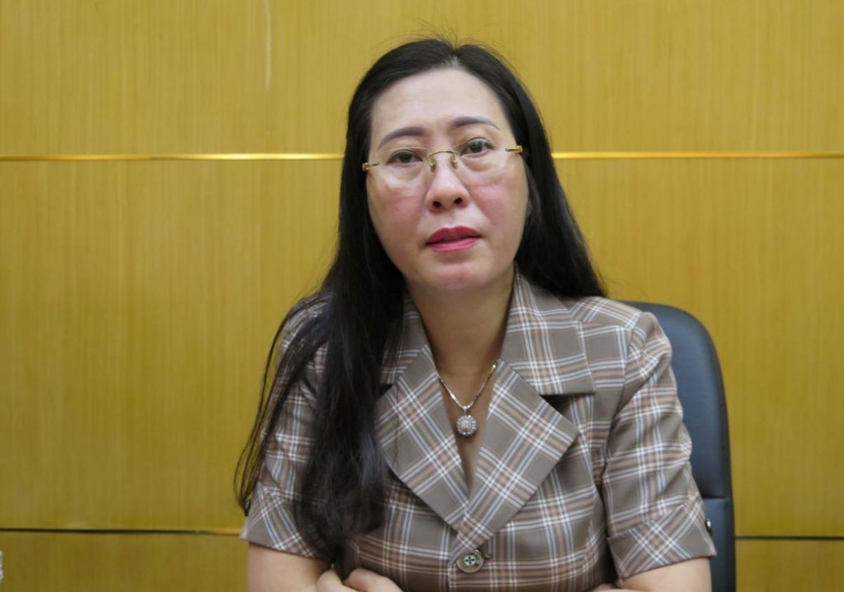 Bà Bùi Thị Quỳnh Vân, Bí thư Tỉnh ủy, Chủ tịch HĐND tỉnh, Chủ tịch Ủy ban bầu cử tỉnh Quảng Ngãi.