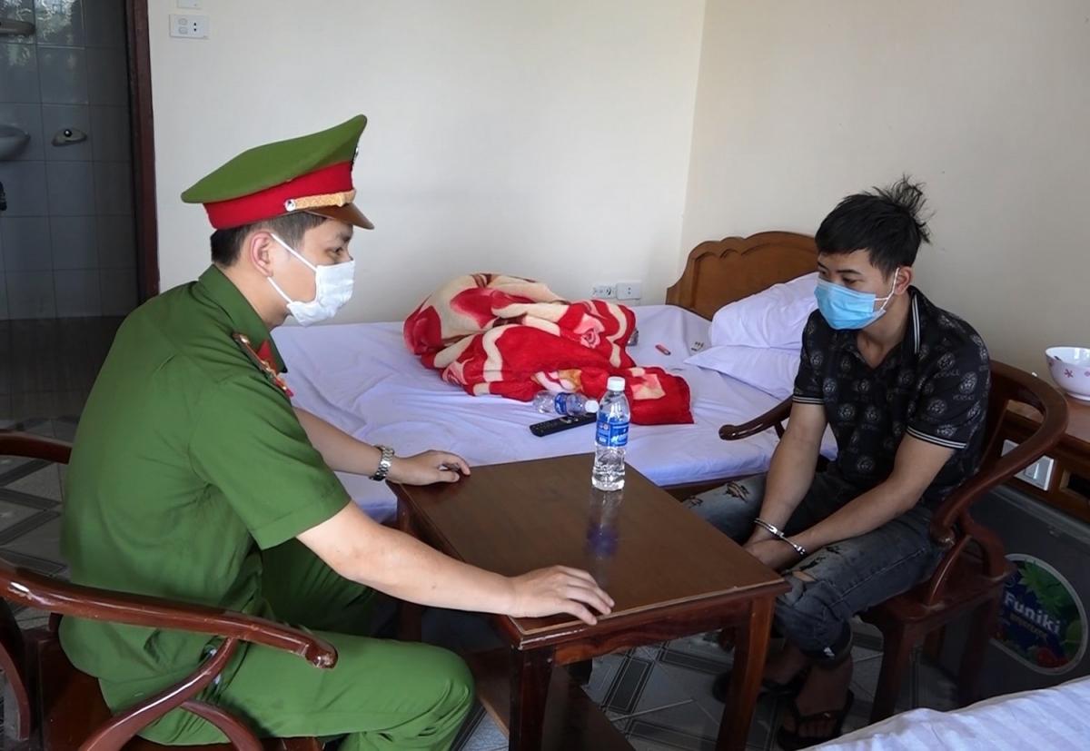 Cơ quan An ninh điều tra Công an tỉnh Quảng Bình đã ra quyết định khởi tố vụ án, khởi tố bị can và lệnh tạm giam đối với Nguyễn Thành Lâm.