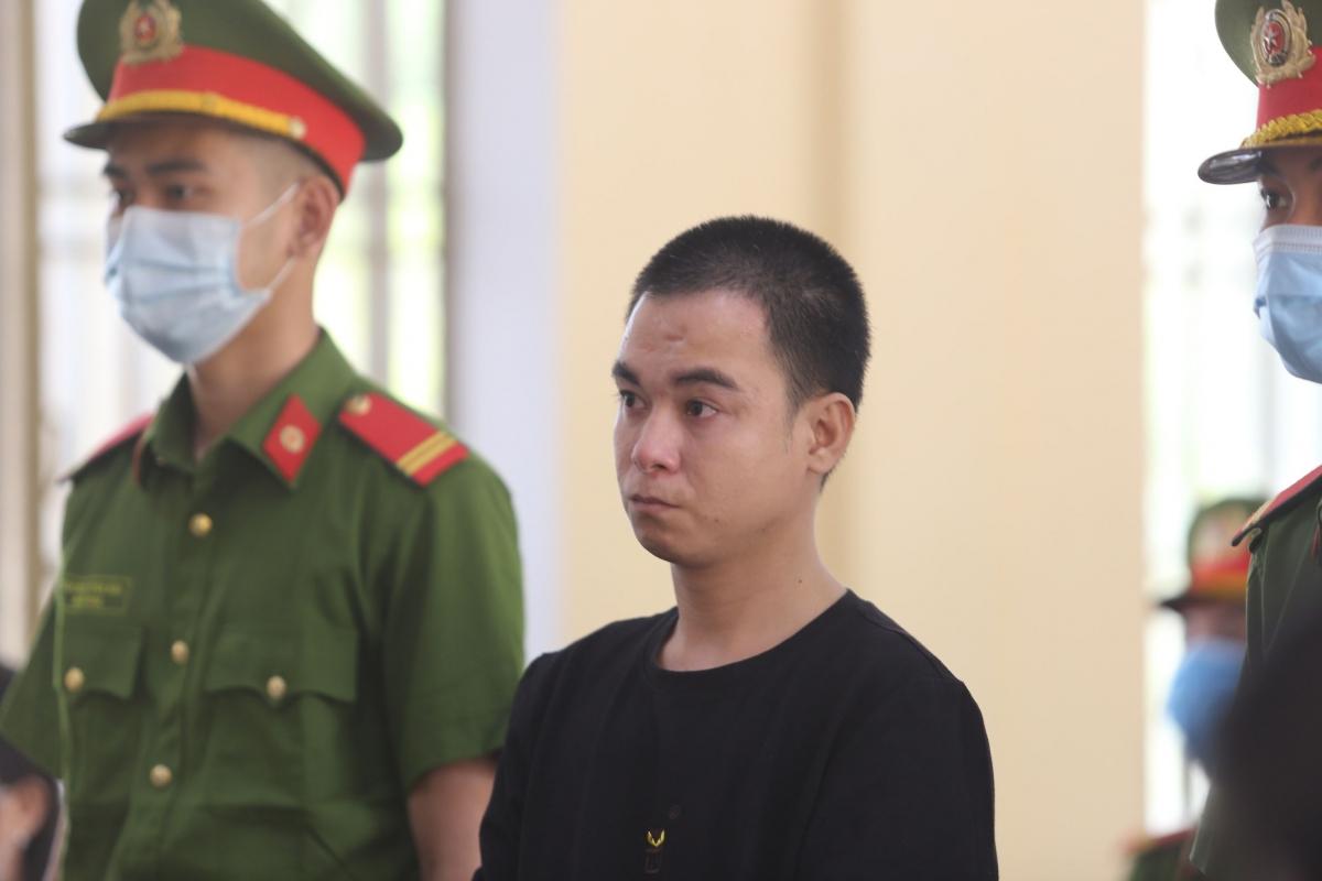 Phạm Văn Tới tại TAND tỉnh Quảng Nam.