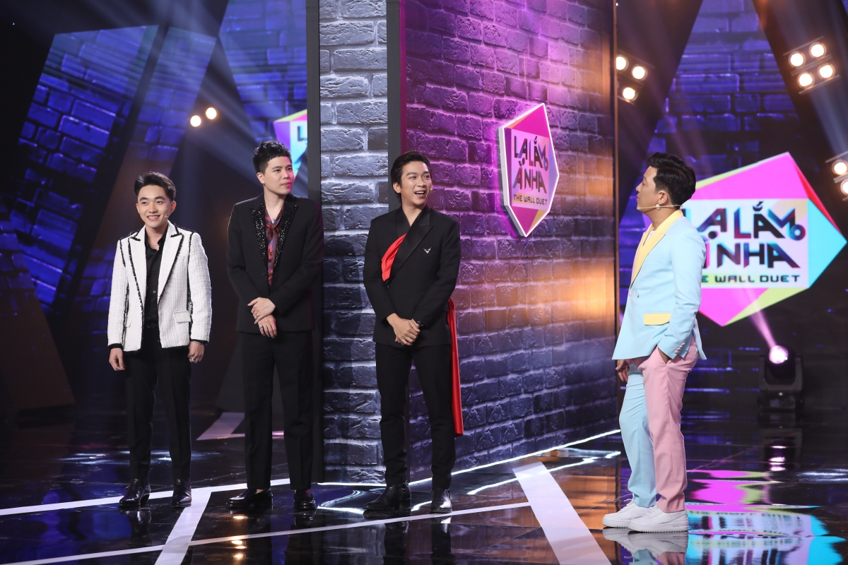 """Tập 7 """"Lạ lắm à nha"""" có sự góp mặt của 3 khách mời điển trai làTrịnh Thăng Bình,Tăng Phúc vàTrung Quang."""