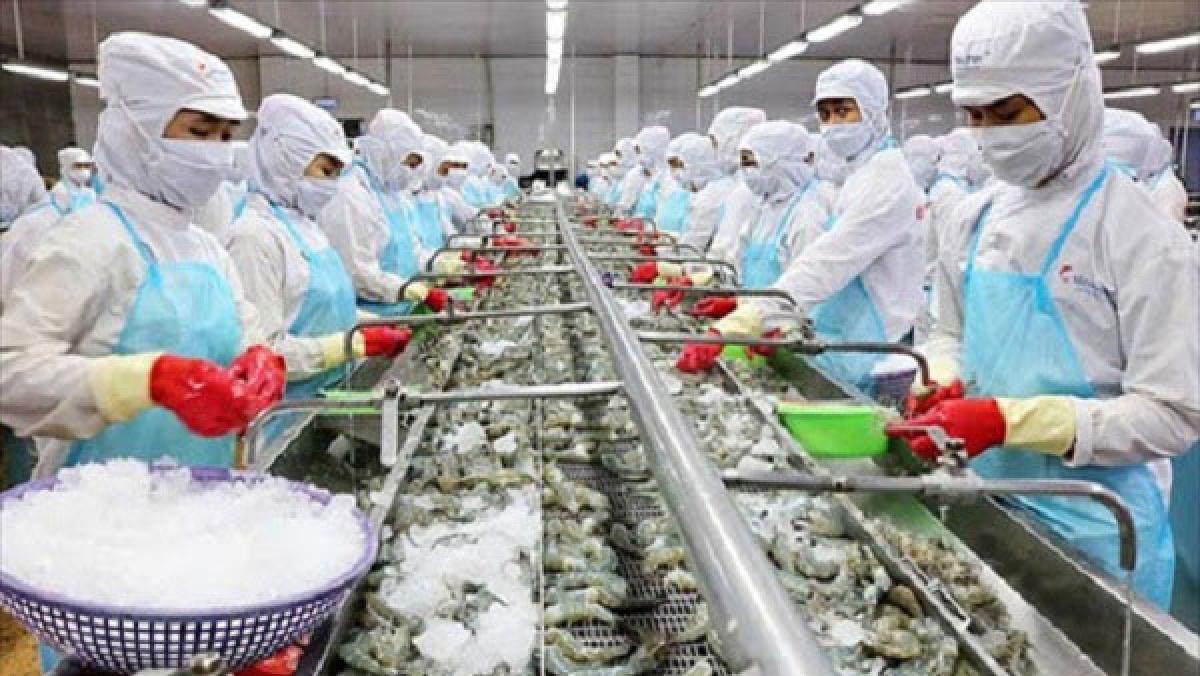 Nhiều mặt hàng xuất khẩu của Việt Nam hưởng lợi thế từ yếu tố thị trường.