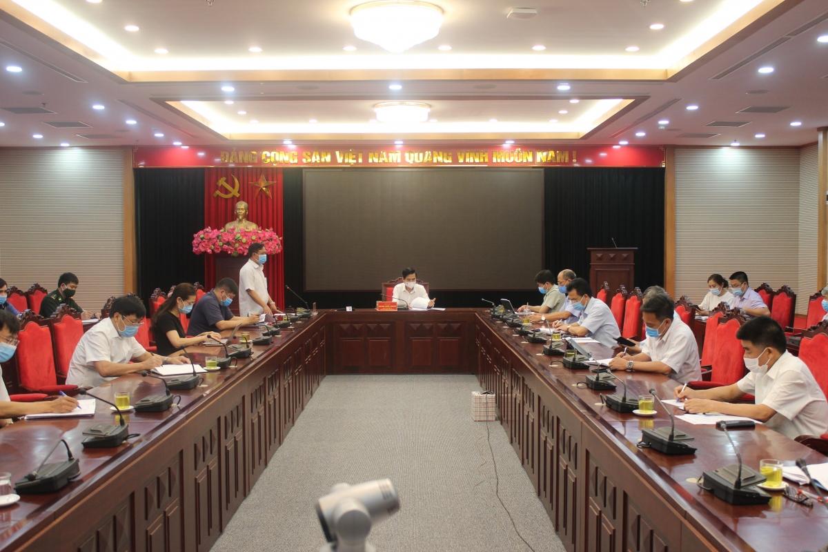 Sơn La họp khẩn trong đêm 17/5.