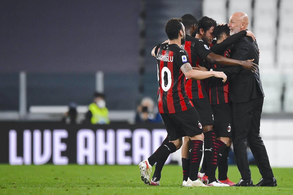 Thắng đậm Juventus, thầy trò HLV Poli xây chắc vị trí trong top 4. (Ảnh: Reuters).