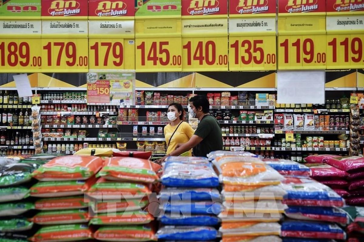 Xuất khẩu gạo Thái Lan giảm mạnh trong quý đầu tiên của năm 2021 (Ảnh minh họa: KT)